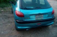 Peugeot 307 2001 1.4 Blue for sale