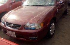 2001 Toyota Corolla Petrol Automatic for sale