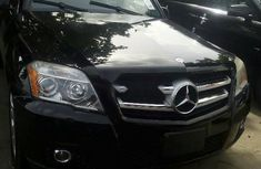 Almost brand new Mercedes-Benz GLK Petrol 2011 for sale