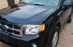 Ford Escape 2008 Black for sale