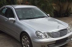 Mercedes-Benz C230 2005 Gray for sale