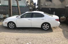Lexus ES 2006 White for sale