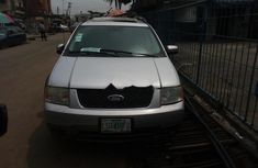 Ford Freestyle 2005 Petrol Automatic Grey/Silver for sale