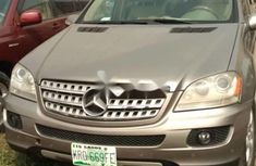 Mercedes-Benz ML350 2006 Automatic Petrol ₦2,900,000 for sale