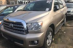 Toyota Sequoia 2008 Gold for sale