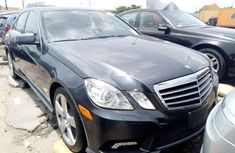 Almost brand new Mercedes-Benz E350 Petrol