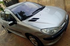 Peugeot 206 2005 Silver for sale