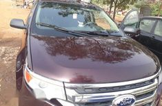 Ford Edge SE 4dr (3.5L 6cyl 6A) 2011 Red for sale