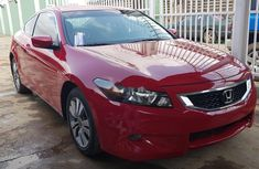Honda Accord 2011 Petrol Automatic Red for sale