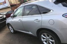 Lexus RX 2012 350 FWD Silver for sale