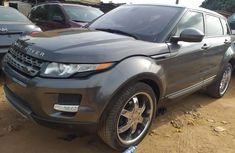 Land Rover Range Rover Evoque 2015 ₦9,500,000 for sale