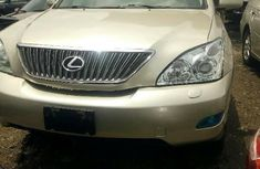 Almost brand new Lexus RX Petrol for sale