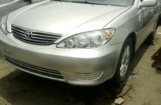 Toyota Camry 2005 Petrol Automatic Grey/Silver