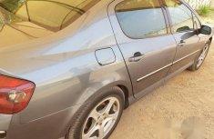Peugeot 407 2005 3.0 V6 Platinum Blue for sale