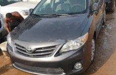 2013 Greey Toyota Corolla for sale in Lagos