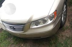 Hyundai Azera 2009 Gold for sale