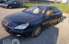 Peugeot 607 2010 Blue for sale