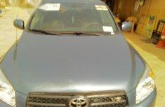 Toyota RAV4 2008 2.2 D-4D Blue for sale