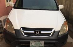 Honda CR-V 2003 EX 4WD Automatic White for sale