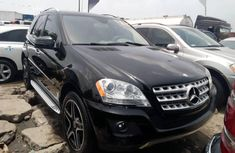 2010 Mercedes-Benz ML350 Automatic Petrol well maintained