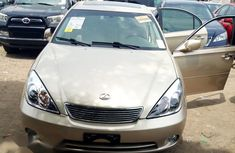 Lexus ES 2004 330 Sedan Gold