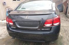 Lexus GS 2008 Gray for sale