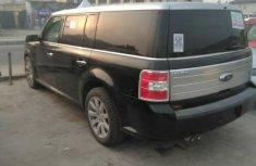 Tokunbo Ford Flex 2009 Black for sale