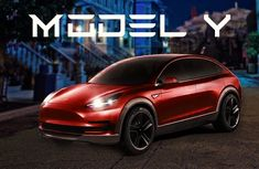 The perfect Tesla Model Y was rolled out by the EV trailblazer!