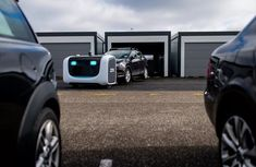 Incredible Stan! Take a look at the Lyon Airport in France where Robot park cars!