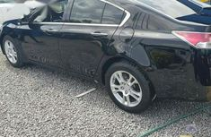 Acura TL 2011 Black For Sale