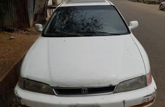 Honda Accord 1996 2.0 White for sale
