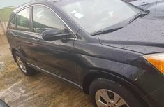 Dark Grey Honda CR-V 2008 for sale