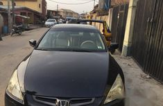 Honda Accord Automatic 2005 Black for sale