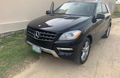 2012 Mercedes-Benz ML350 Automatic Petrol well maintained for sale