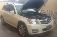 Mercedes-Benz GLK-Class 2012 350 4MATIC Whitefor sale