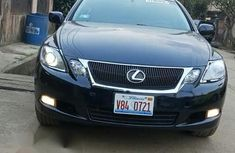 New Lexus GS 2009 350 4WD Black for sale