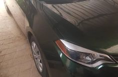 Toyota Corolla 2015 Green for sale