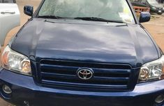 2005 Toyota Highlander for sale in Lagos