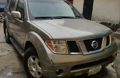 Nissan Pathfinder 2005 LE Gray for sale
