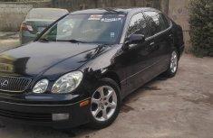 Lexus GS 300 Sedan 2004 Black for sale