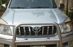 Toyota Land Cruiser Prado 2007 Silver for sale