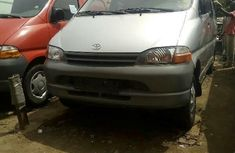 1998 Toyota HiAce Manual Petrol well maintained for sale