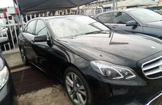Almost brand new Mercedes-Benz E350 Petrol for sale