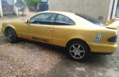 Mercedes-Benz CLK 2002 240 Automatic Gold for sale