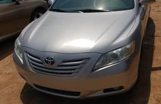 Almost brand new Toyota Camry 2007 Silver for sale