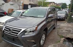 Lexus GX 2015 Gray for sale