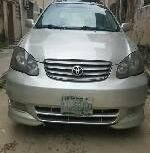 Almost brand new Toyota Corolla Petrol2005 for sale