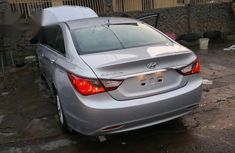Hyundai Sonata 2012 Silver for sale