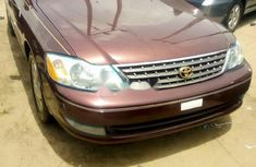 Toyota Avalon 2006 Automatic Petrol ₦1,850,000