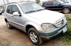 2002 Mercedes-Benz ML 320 Petrol Automatic for sale